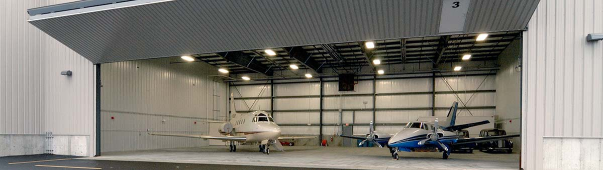 Metal Aviation Hangars