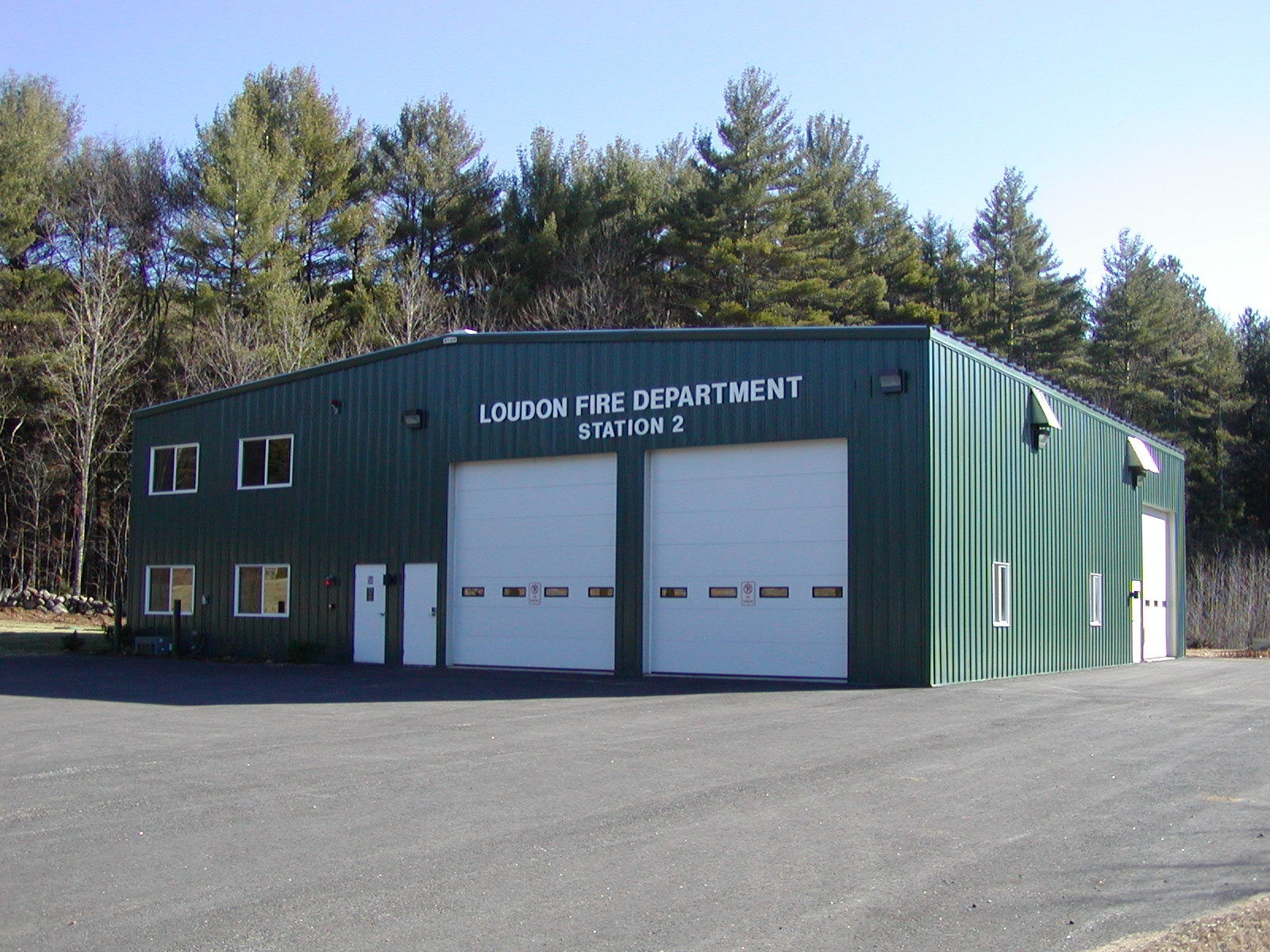Government and Municipal Buildings | Loudon Fire Department